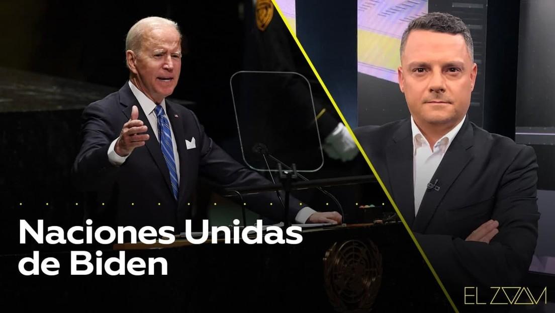 Naciones Unidas de Biden
