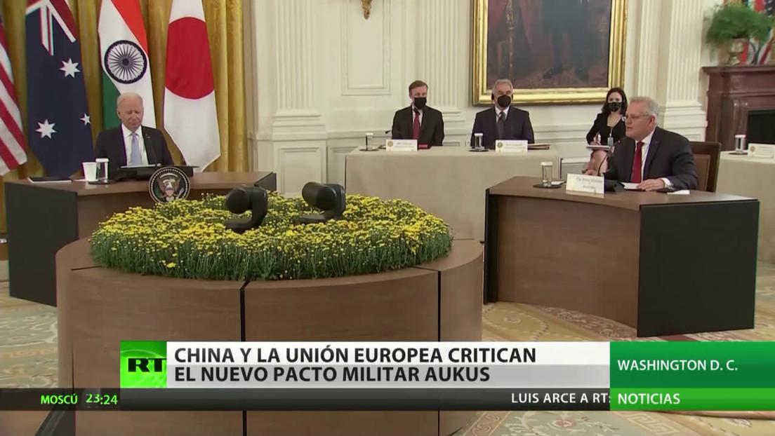 Joe Biden inaugura la primera cumbre presencial del grupo de Diálogo de Seguridad Cuadrilateral, conocido como Cuad