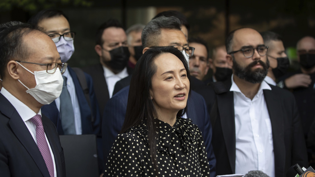 Canadá libera a Meng Wanzhou, la directora financiera de Huawei detenida en el 2018, después de que EE.UU. retirara la solicitud de extradición