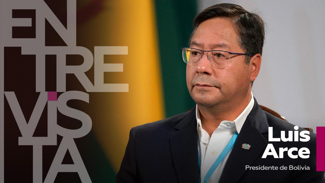 """Luis Arce a RT: """"El potenciamiento de la Celac es una alternativa para enterrar a la OEA"""""""