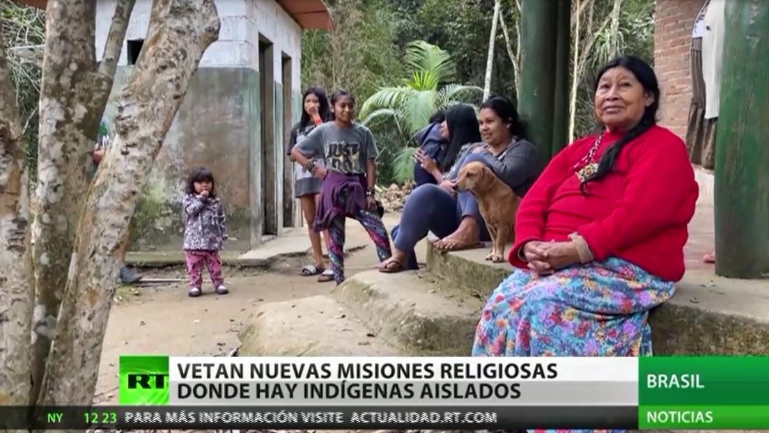 Congresistas evangélicos de Brasil denuncian la prohibición de la entrada de las misiones a territorios indígenas