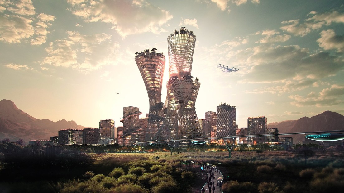 Futurística ciudad sostenible en medio de un desierto que costaría 400.000 millones de dólares: ¿cómo es el proyecto del multimillonario Marc Lore?