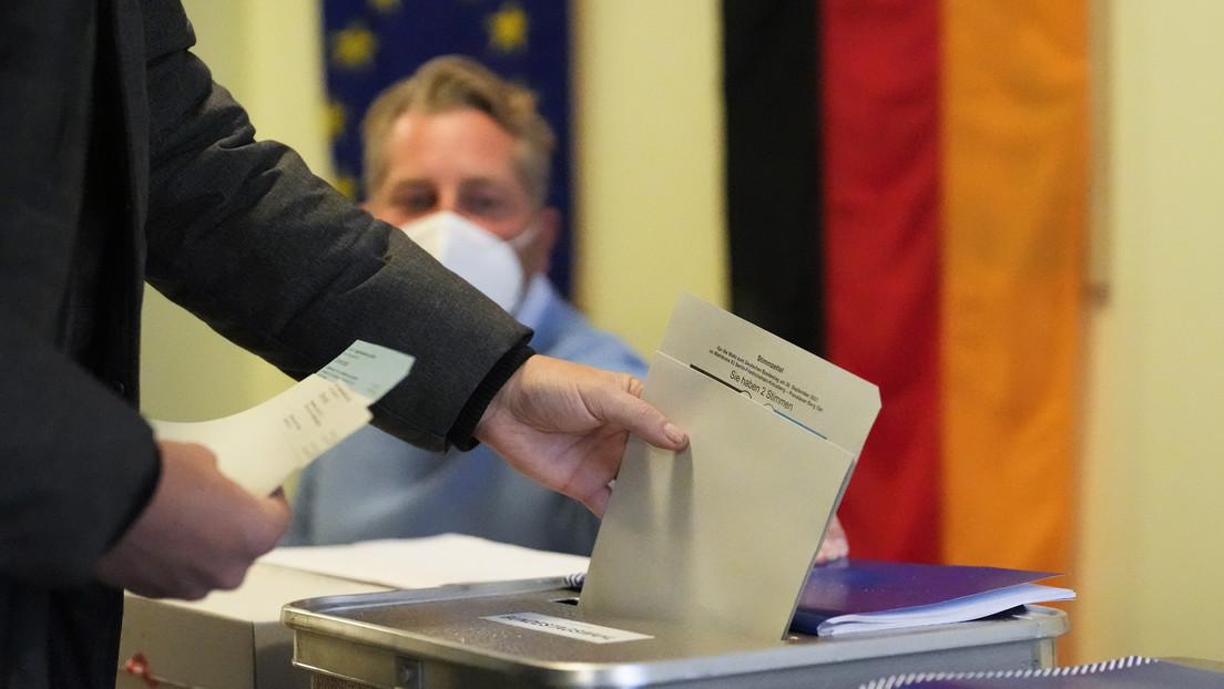 El SPD lidera las elecciones en Alemania y el bloque de Merkel muestra el peor resultado de su historia, según los resultados a pie de urna