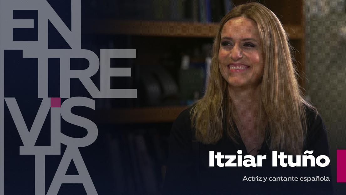 """Itziar Ituño, actriz y cantante española: """"Gracias a la onda expansiva de 'La casa de papel' tengo un altavoz y voy a dar voz a los temas peliagudos"""""""