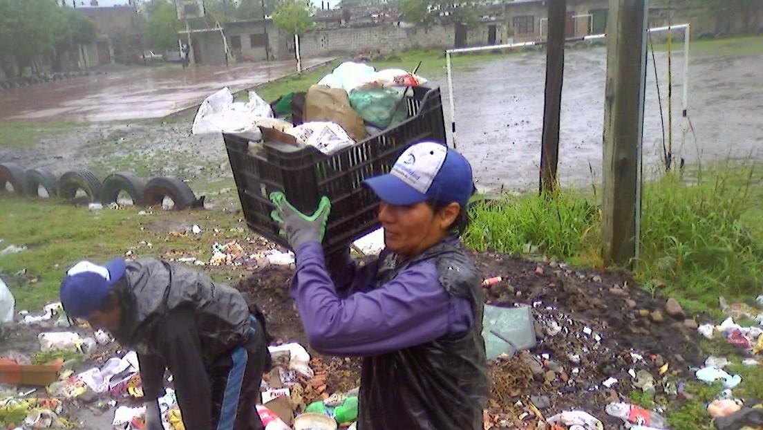 Alejandro Vilca, el coya recolector de residuos que sorprendió en las primarias y sueña con ser diputado nacional en Argentina