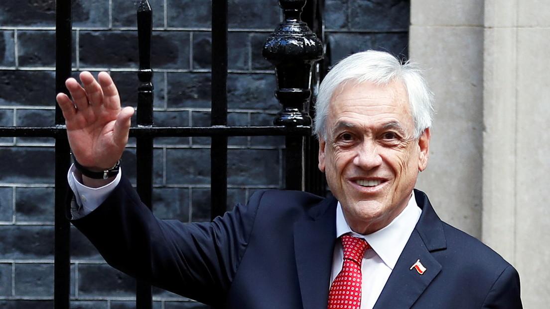 Piñera anuncia el fin del estado de excepción en Chile el 30 de septiembre