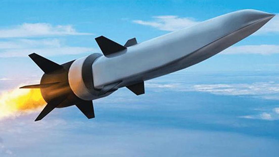 El Pentágono anuncia la prueba exitosa de un arma hipersónica con velocidades por encima de Mach 5