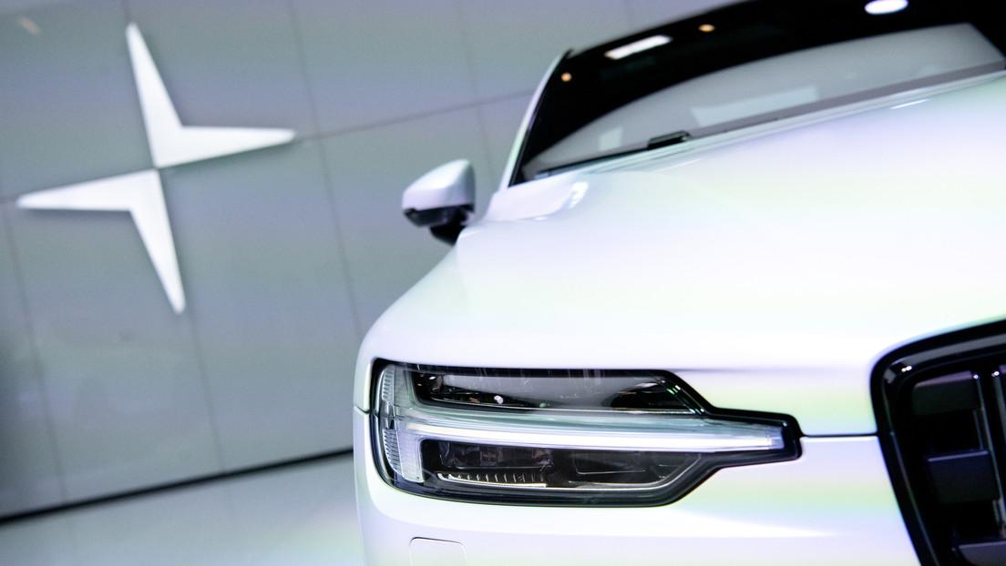 La automotriz de coches eléctricos Polestar decide salir al mercado con una valoración empresarial de 20.000 millones de dólares