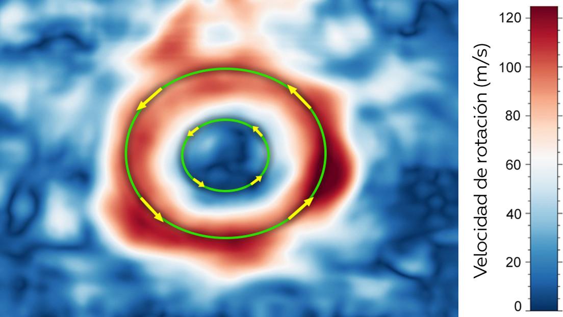 El telescopio Hubble revela extraños cambios en los vientos de la Gran Mancha Roja de Júpiter y los científicos desconocen su diagnóstico