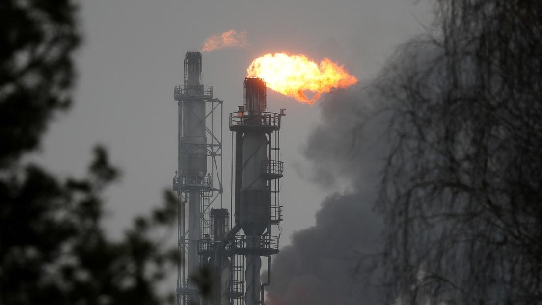 El precio del gas natural en Europa alcanza un nuevo máximo histórico al superar los 1.000 dólares por 1.000 metros cúbicos