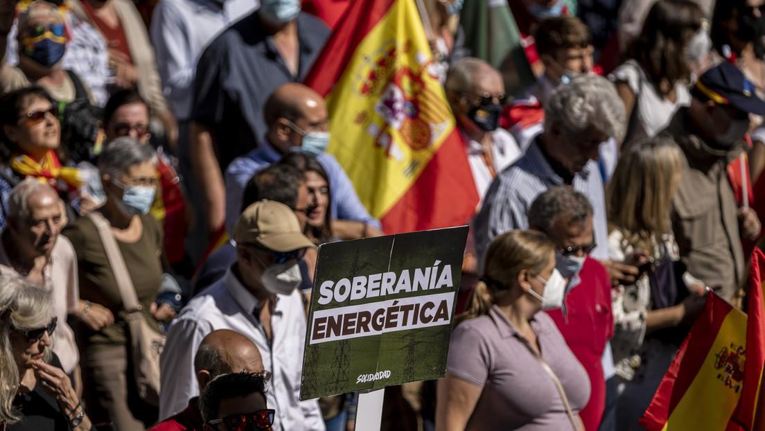El precio de la luz imparable en España: marca un nuevo récord histórico con 189,9 euros