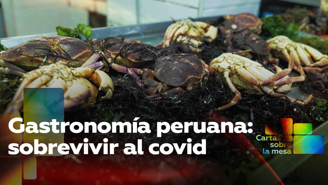 Gastronomía peruana: sobrevivir al covid