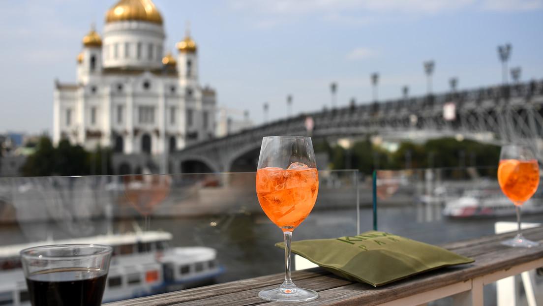 """""""La seductora capital"""": eligen a Moscú entre las 5 mejores ciudades del mundo"""