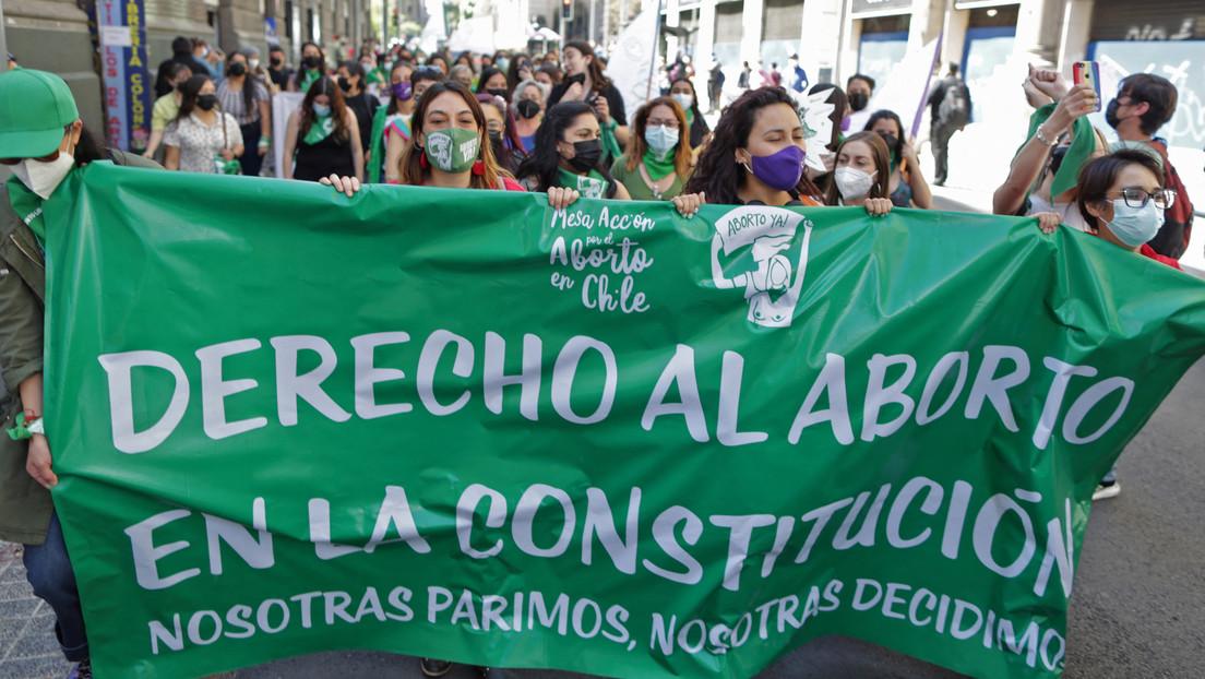 La Cámara de Diputados de Chile aprueba la despenalización del aborto sin causales hasta la semana 14 de gestación