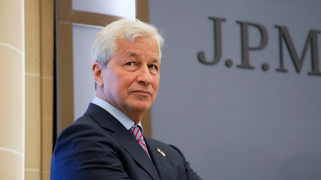 """Un incumplimiento crediticio de EE.UU. sería """"potencialmente catastrófico"""", advierte el director ejecutivo de JP Morgan"""