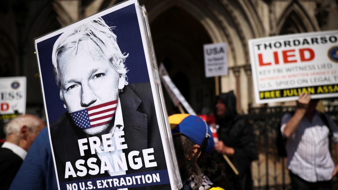 """""""Buscaron la manera de darles legitimidad """": Redactor jefe de WikiLeaks habla sobre los aparentes planes de la CIA para secuestrar y matar a Assange"""