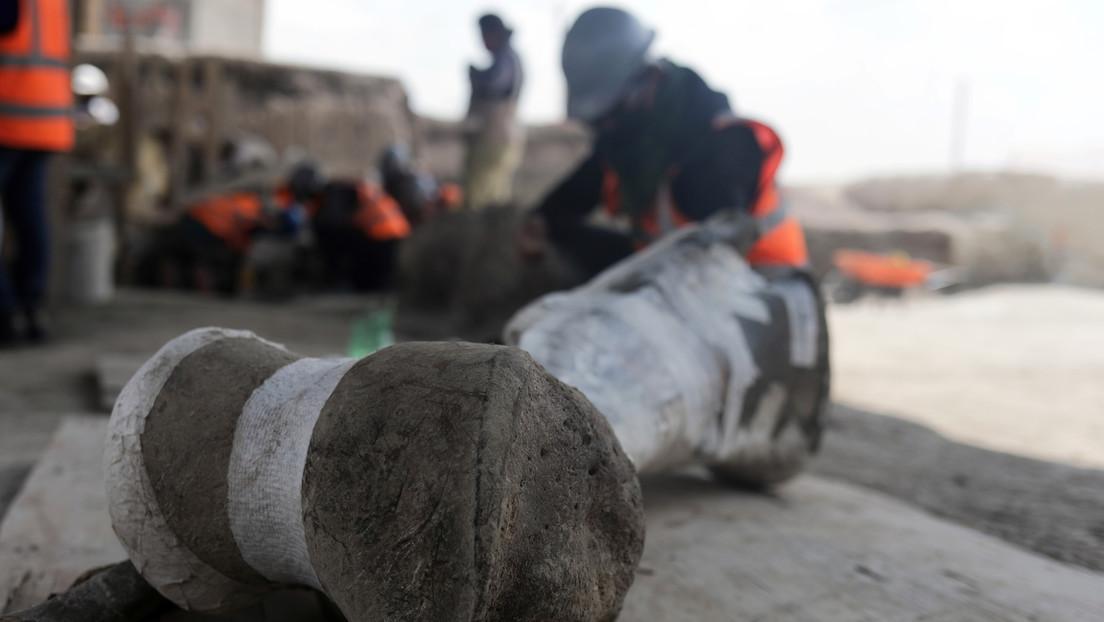 Hallan en España unas herramientas de piedra que serían la evidencia más antigua en Europa de la cultura achelense
