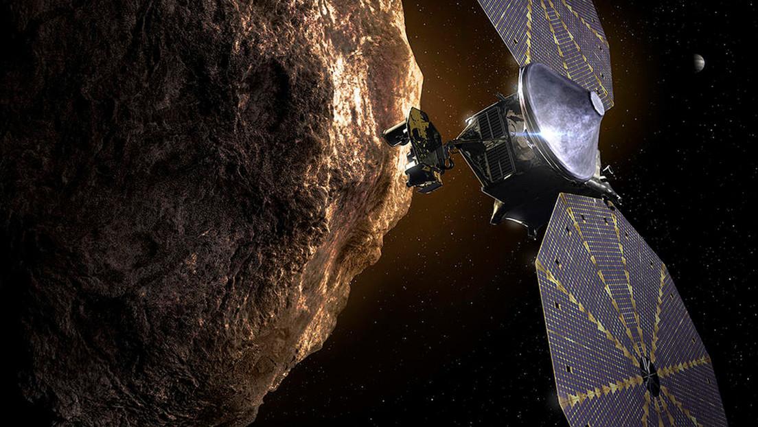 La NASA prepara el lanzamiento de la primera misión espacial para estudiar los asteroides troyanos de Júpiter