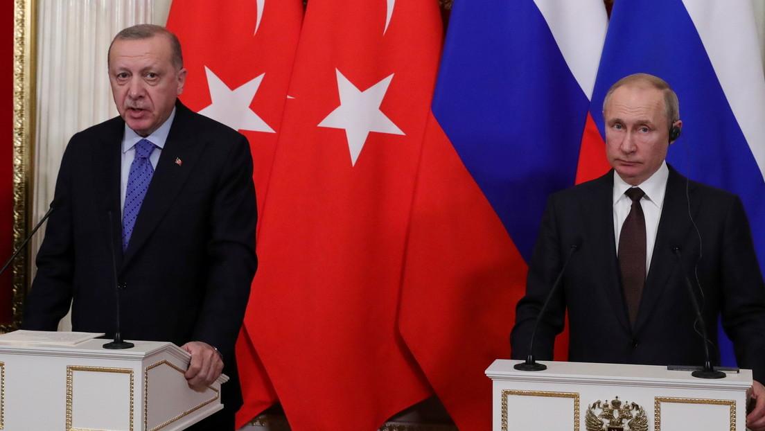 Putin y Erdogan se reúnen hoy en Sochi: ¿qué temas planean discutir?