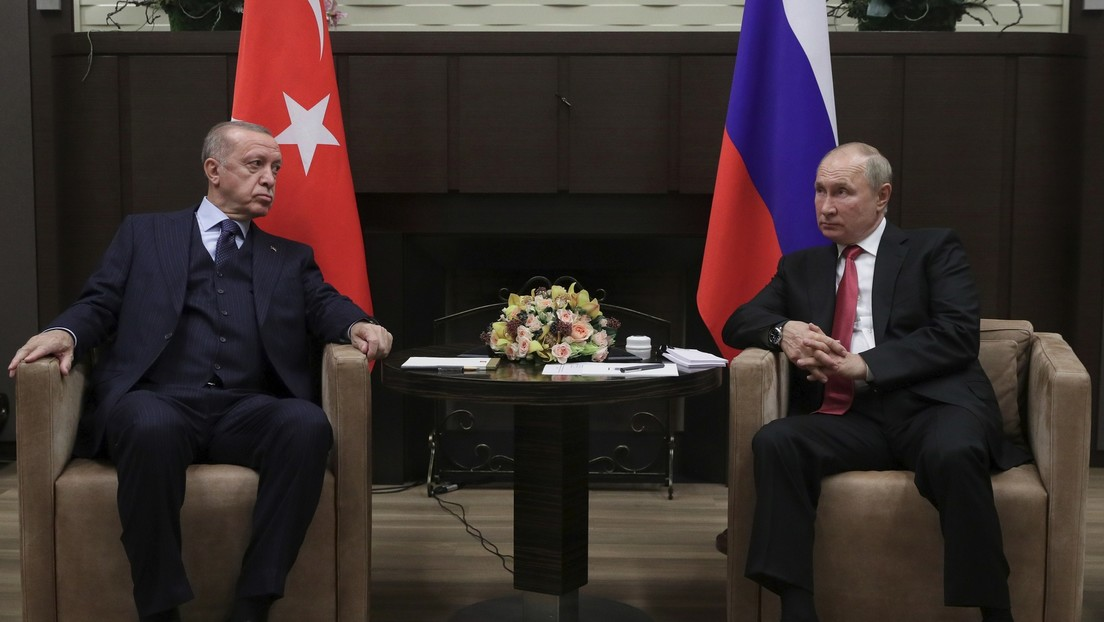Putin: Turquía se siente estable cooperando con Rusia ante la turbulencia en el mercado del gas