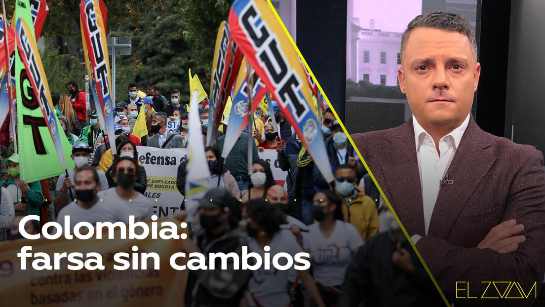 Colombia: farsa sin cambios