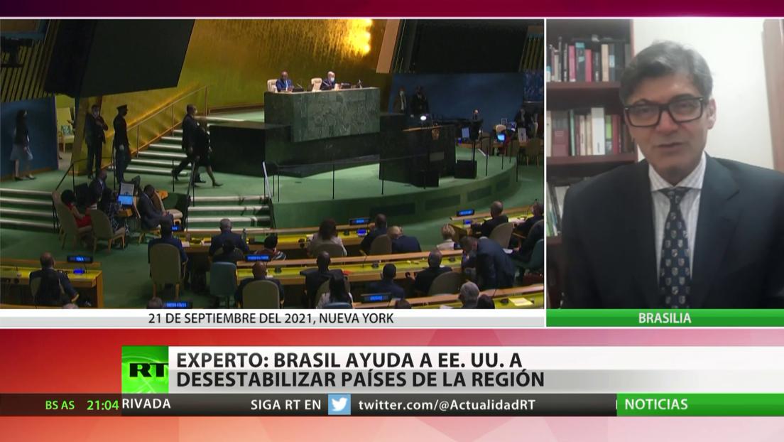 Senadores del Partido Demócrata de EE.UU. alertan sobre la política antidemocrática de Bolsonaro en Brasil
