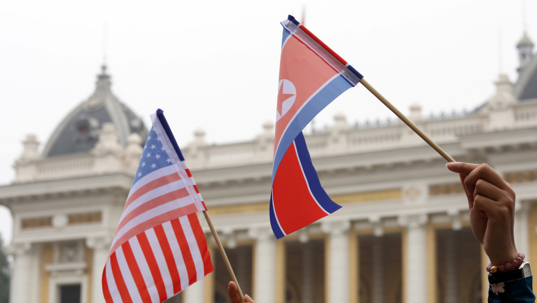 The US denies having hostile intentions towards North Korea and reiterates its willingness to dialogue