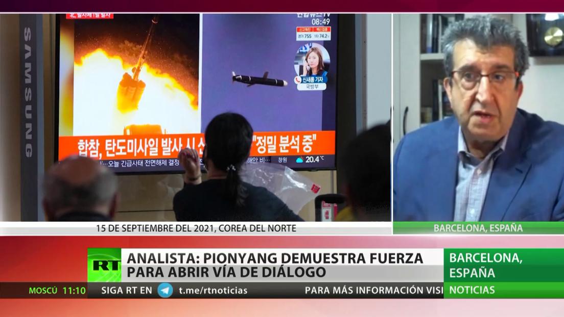 Pionyang propone restablecer la línea de comunicación entre las Coreas