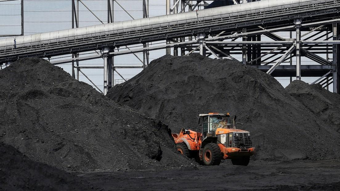 Bloomberg: Europa pide a Rusia aumentar los suministros de carbón para aliviar la crisis energética