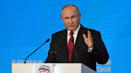 """Putin: La presencia estadounidense de 20 años en Afganistán """"solo resultó en tragedias"""""""