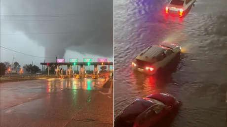 Varios tornados azotan EE.UU. como consecuencia del huracán Ida dejando gran destrucción a su paso