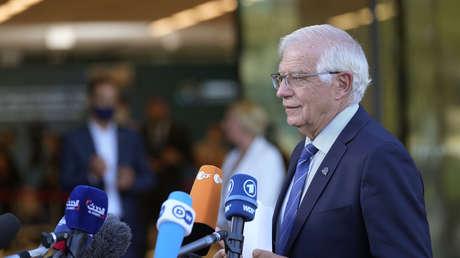 Borrell aboga por crear una fuerza de reacción rápida europea que pueda actuar en crisis como la de Afganistán