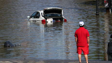 Decenas de muertos y múltiples daños: el noroeste de EE.UU. hace un balance tras las inundaciones provocadas por el huracán Ida (VIDEOS)
