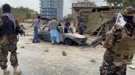 """Putin califica la situación de Afganistán como una """"catástrofe"""""""