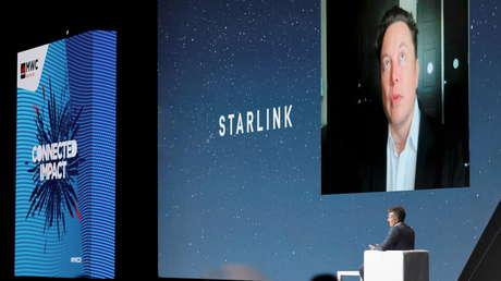 Elon Musk asegura que su servicio de Internet por satélite será un 40 % más rápido que la fibra óptica