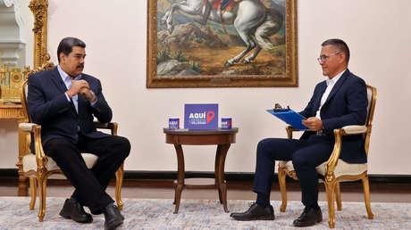 Juan Guaidó está aplastado: El balance de Maduro sobre el proceso de negociación con la oposición