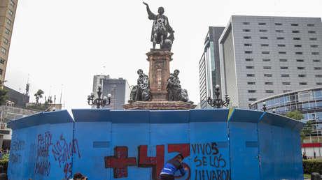 Ciudad de México cambia la estatua de Colón del Paseo de la Reforma por otra dedicada a la mujer indígena