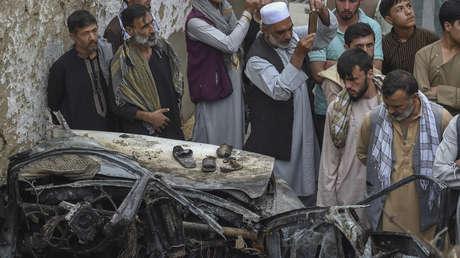"""Padre de una niña muerta en el ataque con dron en Kabul: """"Esto no es un error de EE.UU., es un crimen, y pedimos que se investigue este suceso"""""""