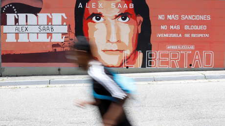 """Rusia tacha de """"políticamente motivado"""" el caso del diplomático venezolano Alex Saab"""