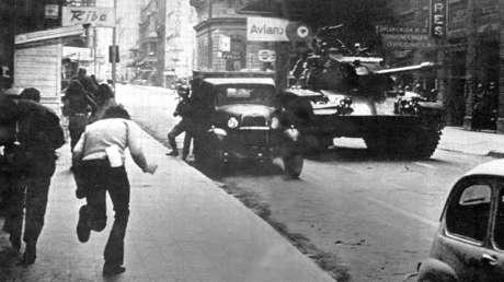 Documentos desclasificados revelan que Australia ayudó a la CIA en el golpe de Estado contra Salvador Allende en Chile