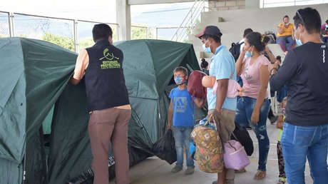 Lo que hay detrás de la huida en estampida de decenas de personas de caseríos rurales en Colombia