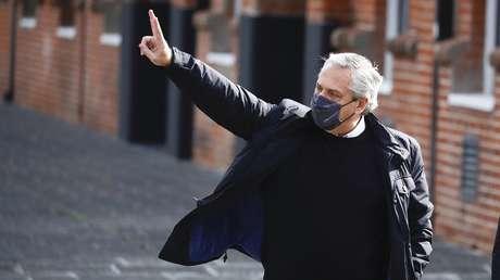 Presidente argentino afirma que no bajarán los brazos