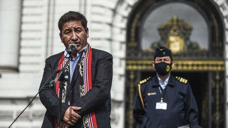 """El primer ministro de Perú afirma que """"de ninguna manera"""" puede considerar a Venezuela como una """"dictadura"""""""