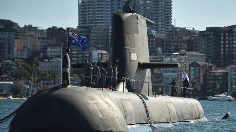 """China expresa su """"grave preocupación"""" por el AUKUS y afirma que el pacto """"socava los esfuerzos internacionales de no proliferación nuclear"""""""