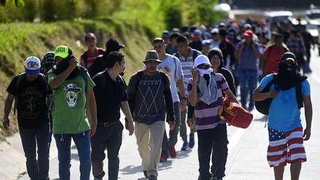Las cifras récord de salvadoreños detenidos en la frontera estadounidense ensucian la gestión Bukele