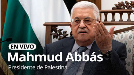 EN VIVO: Mahmud Abbás, presidente de Palestina, se dirige a la Asamblea General de la ONU