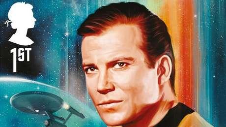 El capitán Kirk de 'Star Trek' podría emprender un viaje al espacio en la nave de Jeff Bezos y batir un récord histórico a los 90 años