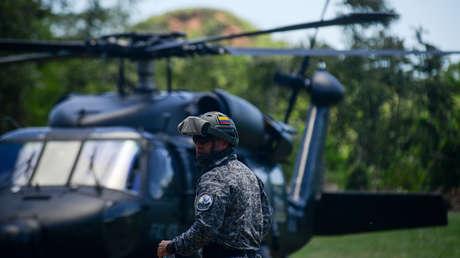 Colombia dice que una aeronave no tripulada del Ejército venezolano violó su espacio aéreo y Venezuela responde