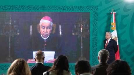 El papa Francisco pide perdón a México por los excesos cometidos por la Iglesia católica