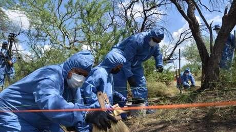 Fiscalía de México encuentra restos de cinco indígenas yaquis que estaban desaparecidos en Sonora